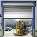Automatic Security Turbine Hard Fast Spiral Door