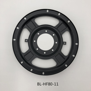 8-inch subwoofer ultra-thin basin