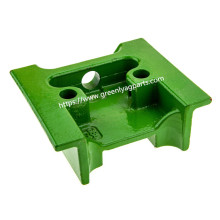 H84479 John Deere cornhead lower idler cast support