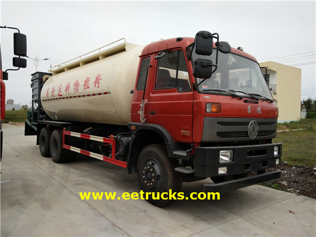 30000 Litres Bulk Powder Trucks