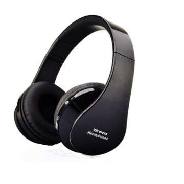 Foldable Super Bass Wireless bluetooth stereo headphones