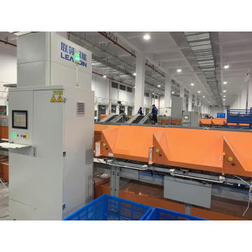 Quick Linear Logistic Sorting Machine