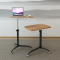 Lectern and podium mobile table