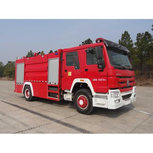 Brand New SINO HOWO 8000litres fire fighting truck
