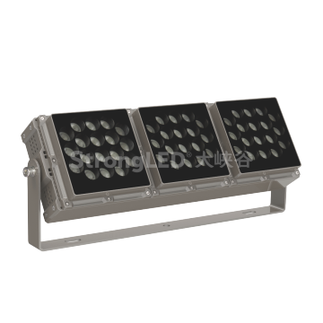 Customizable Anti-glare RGBW LED Flood Lights TF1D-1X3 AC
