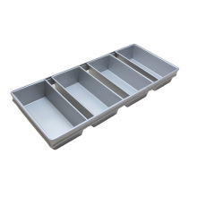 Aluminized Steel Strapped Mini Loaf Pan Set