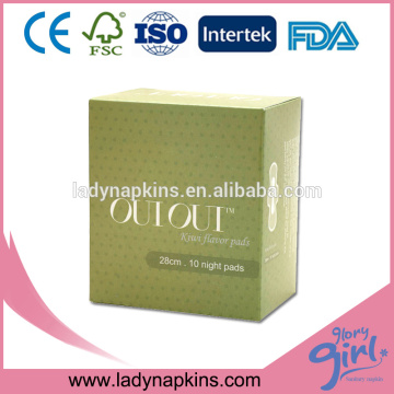 women's sanitary pads brands