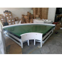Wholesale Curve Belt Conveyor Turning Table