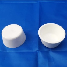 Machinable Hexagonal BN Boron Nitride Ceramic Crucible