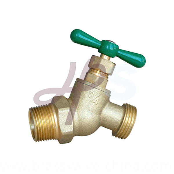 Male Thread Npt Full Flow Brass Boiler Drain Valve