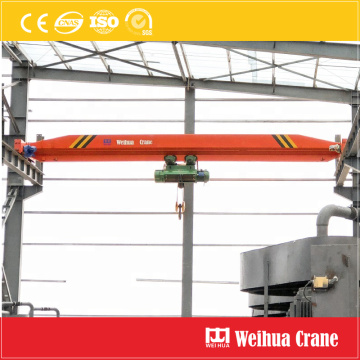 Workshop Single Girder Overhead Crane