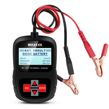 Auto Battery Analyzer for All 12V Car