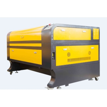 Plastic/rubber/PVC/fabric/leather CO2 Laser Cutting Machine