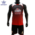 Mens Sublimation Basketball Shirts