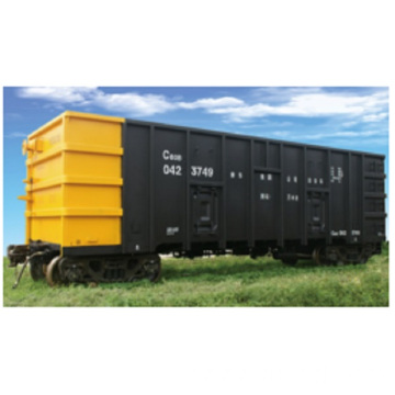 C80B 80t-Level Stainless Steel Top -Open Wagon