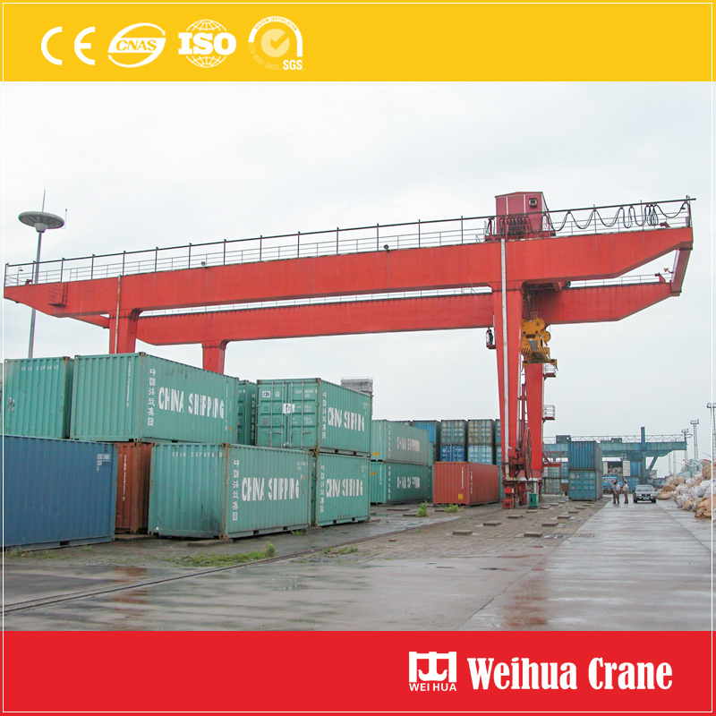 Train Freight Container Crane
