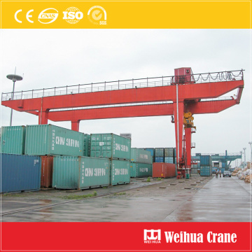 Railway Freight Container Crane