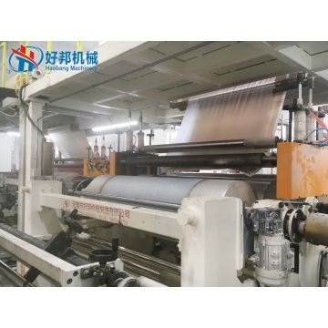 PVC stone composite flooring machine extrusion line
