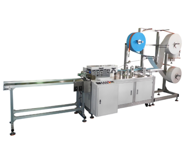Factory Semi Auto Paper Bag Machine