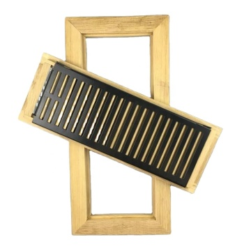 Maple Air Vent With Frame