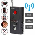 EU/US Plug Wireless Camera Lens Signal Detector CC308+ Radio Wave Signal Detect Camera Full-range WiFi RF GSM Device Finder