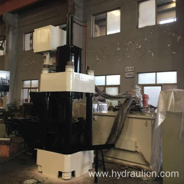Y83 Series Automatic Metal Swarf Briquette Machine