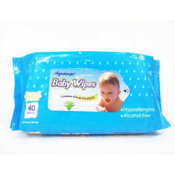 Disinfect Baby Wipes Personal Custom Packaging