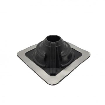 Adjustable EPDM/Silicon roof flashing with Aluminium clips