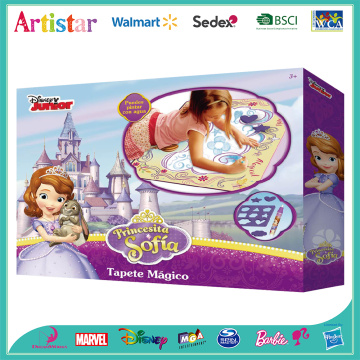 DISNEY PRINCESS SOFIA creativity set