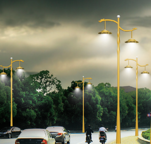 Chinese Style Road Street Lamp