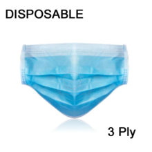 Large Supply Disposable Medical Masks
