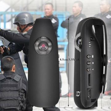 Full HD 1080P Mini Camera Portable Mini Camcorder Police Video Recorder Body Cam Motorcycle Bike Motion Bodycamera 130 Degree