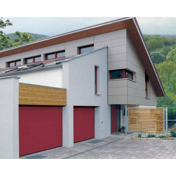 Sectional Aluminum Alloy Garage Door