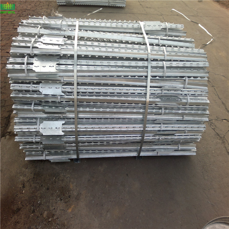 Hot Dipped Galvanized T Post