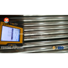 Stainless Steel Bright Annealed Tube ASTM A249 TP304