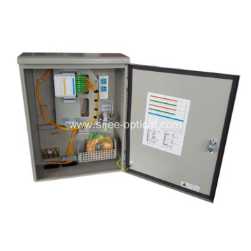 1:32 Splitter  Outdoor Fiber optics Distribution Enclosure