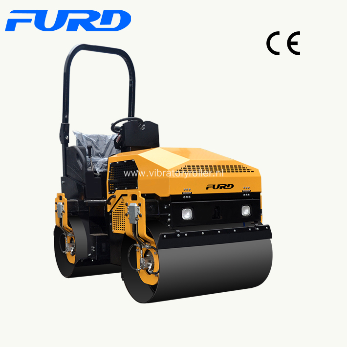 3 Ton Combination Road Roller Compactor