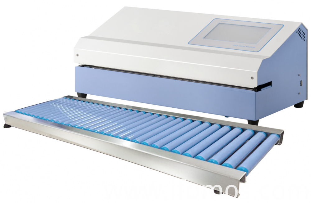 Touch Screen Printing Sealing Machine