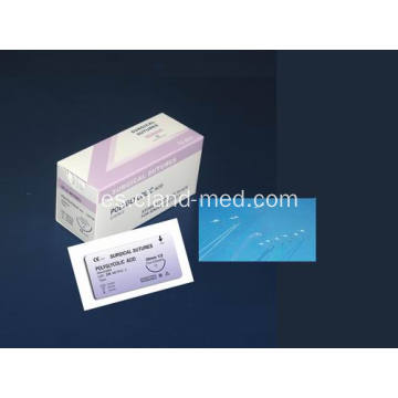 Absorbeble Medical Polyglycolic Acid (PGA) Supresión Quirúrgica
