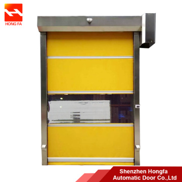 Dust Isolation Commercial High Speed Door