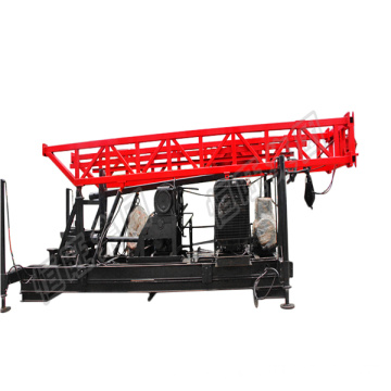 Depth 600m Positive Cycle Drill Machine