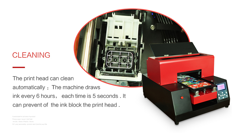 A4 Phone Case Printer Machine