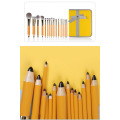 15Pcs New brushes makeup professional custom