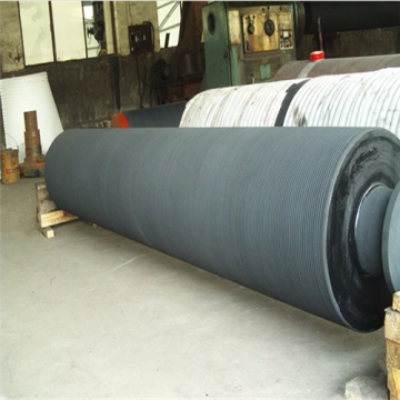Grooved Roll For Brown Kraft Paper Plant