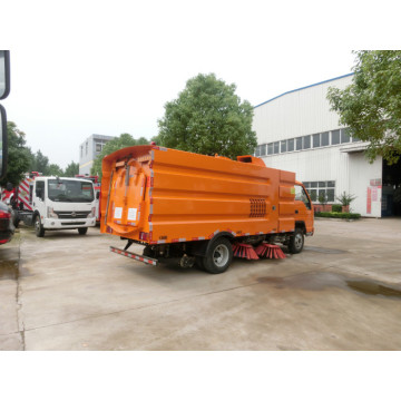 mechanical vacuum claeaner truck road sweeper