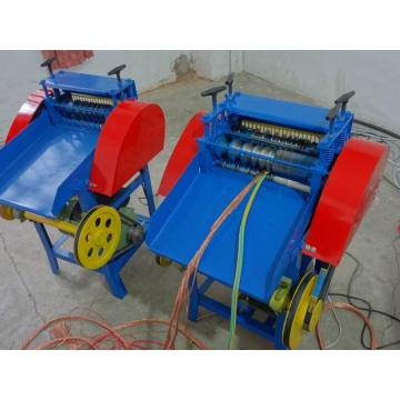Cable Wire Insulation Stripper Machine
