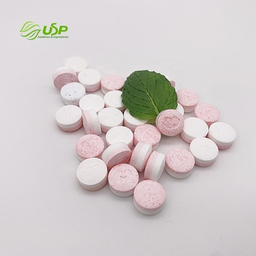 Sweeteners customized of falvors stevia mint candy