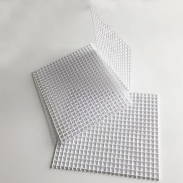 Air plastic egg crate ceiling sheet grille