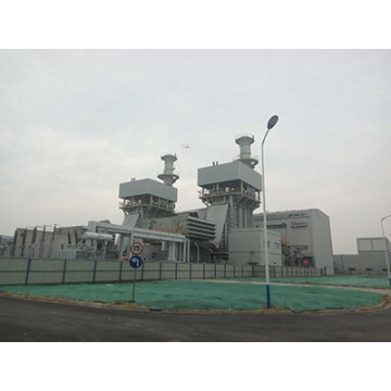 power plant EPC project