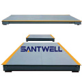 80T weighbridge truck scale